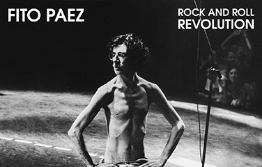 Fito Páez - RRR - Rock and Roll Revolution